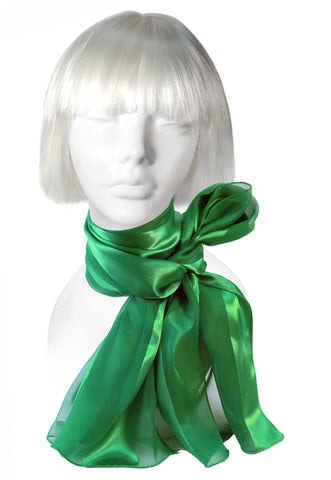 Mr. Song Millinery Satin Scarf - Assorted Colors