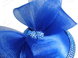 All-Season Petite Profile Dish Fascinator - 2 COLORS
