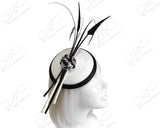 Profile Dish Beanie Fascinator Headband - 3 Colors