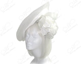 Hand-Crafted Profile Headband Fascinator - 2 Colors