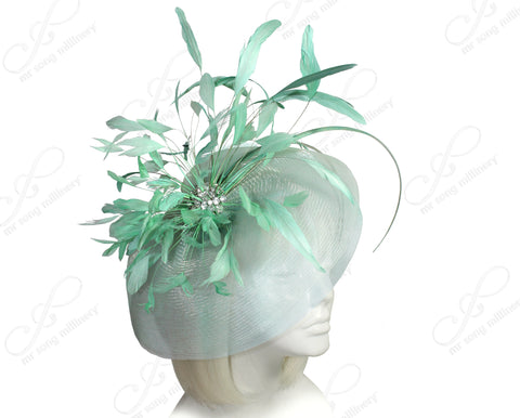 All-Season Crin Profile Headband Fascinator - 2 COLORS