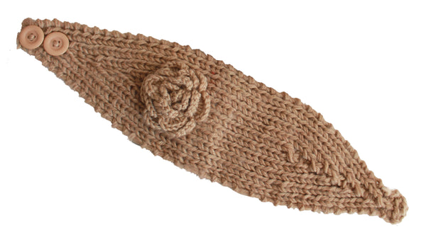 Mr. Song Millinery Knitted Head Wrap - Assorted Colors
