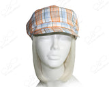 Plaid Newsboy Cap - 3 Colors