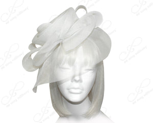 Mr. Song Millinery All-Season Crin Veil Fascinator Headpiece - ASSORTED  COLORS