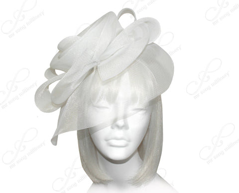 All-Season Crin Veil Fascinator Headpiece - Assorted Colors