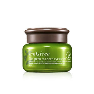 Mr. Song Millinery Green Tea Nourishing Eye Cream - Innisfree
