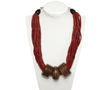 Multi-Layer Drape Necklace