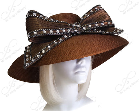 Mr. Song Millinery K19