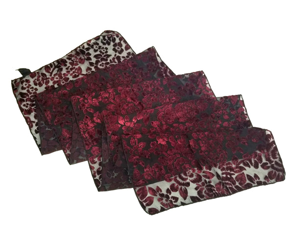 Sheer Scarf Wrap - Assorted
