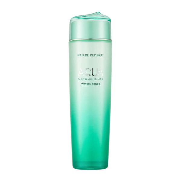 Mr. Song Millinery Super Aqua Max Watery Toner - Nature Republic
