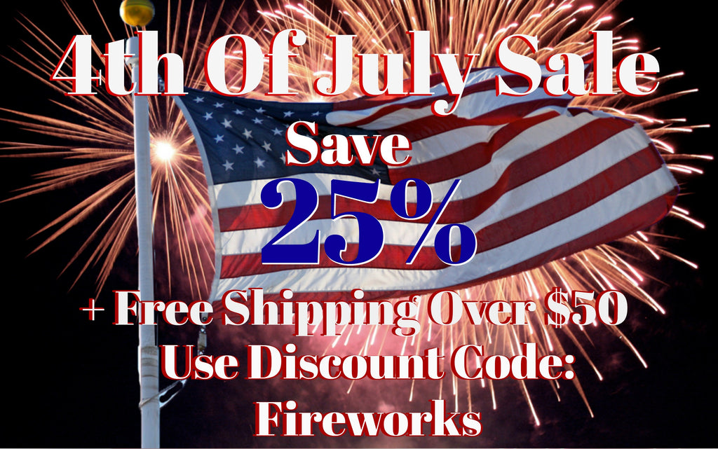 Shop Our 4th of July Sale