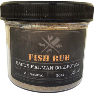 Fish Spice Rub - HEPPS SALT CO.