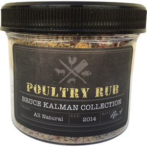 Poultry Spice Rub - HEPPS SALT CO.