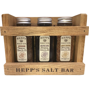 Bloody Mary Salt Bar - HEPPS SALT CO.