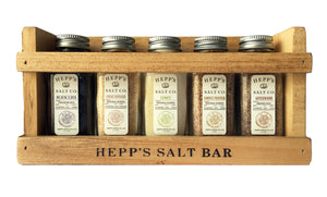 Mixology Collection Gift Set - HEPPS SALT CO.