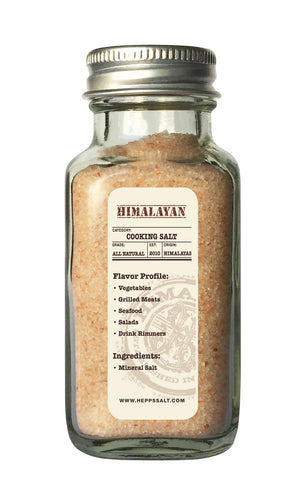 Himalayan Pink Sea Salt / Fine Grain - HEPPS SALT CO.
