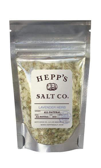 Provencal Blend Sea Salt - HEPPS SALT CO.