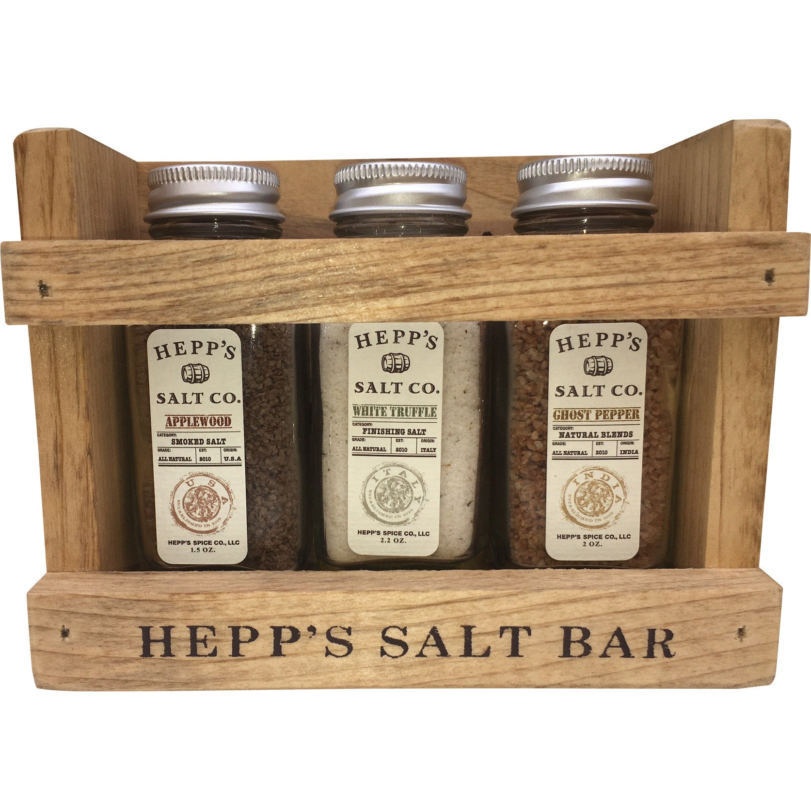 Truffle Bloody Mary Salt Bar - HEPPS SALT CO.
