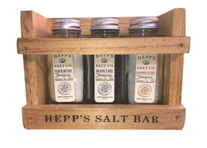 Finishing Collection 3 Pack - HEPPS SALT CO.