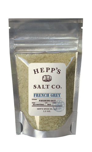 French Grey Sea Salt - HEPPS SALT CO.