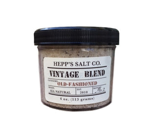Old- Fashioned Blend - HEPPS SALT CO.