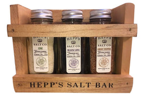 On The Rocks 3 Pack - HEPPS SALT CO.