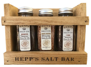Smoke'n Hot 3 Pack - HEPPS SALT CO.