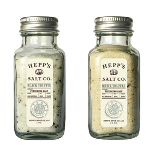 Black And White Truffle Combo Pack - HEPPS SALT CO.