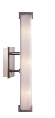 Decorative Wall Sconce Brushed Nickel - LT6