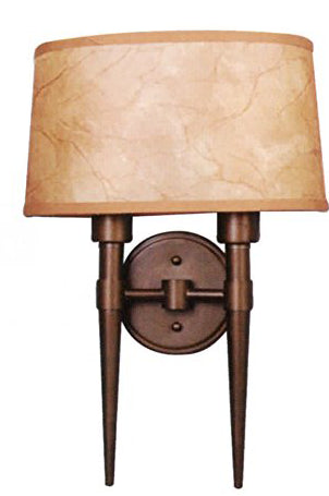 Decorative Wall Sconce 2-light Oil Rub Bronze - LT6