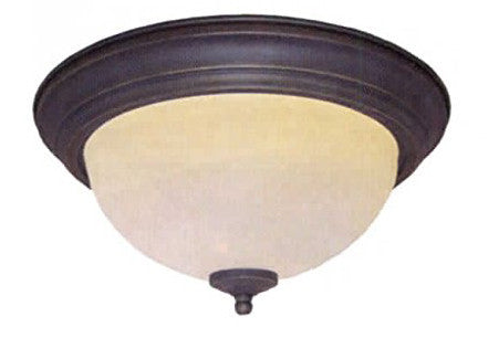 "11"" Truscan Scavo Dome Light Oil Rub Bronze - LT5"