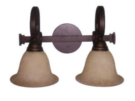 Decorative Vanity 1-light Oil Rubbed Bronze - LT4
