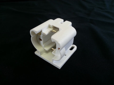 Compact Fluorescent Lampholder 2 Pin Socket G23 or G23-2 Base screw down - LB2
