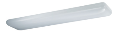 4' Four-Light T12 Fluorescent Fixture Housing - LT5