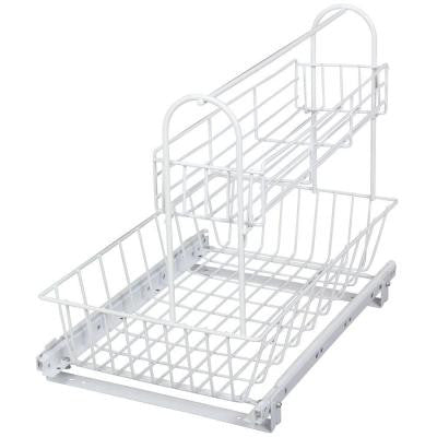 Multi-Use Basket with Handle Accessory Basket Roll-Out - CAB1