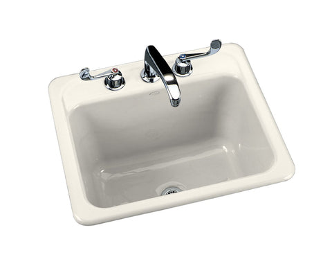 Glen Falls Self Rimming Laundry Sink by Kohler - SK4