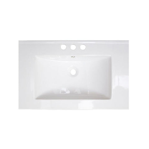 American Imaginations Ceramic Top Sink - SK4