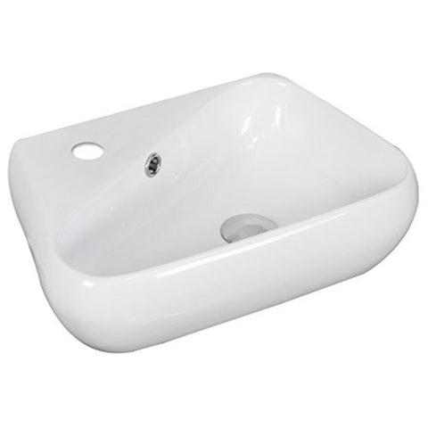 American Imaginations Above Counter Unique Vessel Sink - SK4