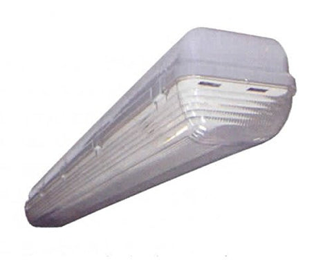Enclosed and Casketed Wet Location Strip Light - LT7