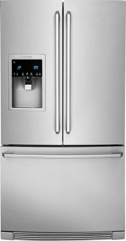 Electrolux EI23BC37SS Counter- Depth French Door Refrigerator in Stainless Steel