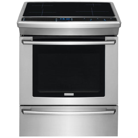 Electrolux EW30IS80RS Wave-Touch Induction Slide-In Range in Stainless Steel