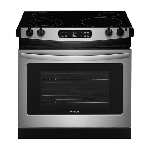 Frigidaire  FFED3026TS Drop-In Electric Range in Stainless Steel