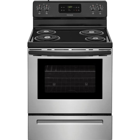 Frigidaire FFEF3016US Electric Range in Stainless