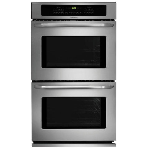 30 in. Double Electric Wall Oven FFET3025PS in Stainless Steel