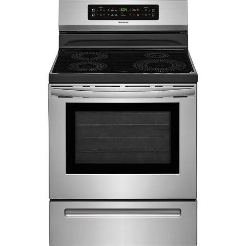 Frigidaire FFIF3054TS Freestanding Induction Range in Stainless Steel