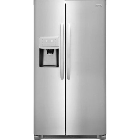 Frigidaire FFSC2323TS Counter Depth Stainless Steel Refrigerator