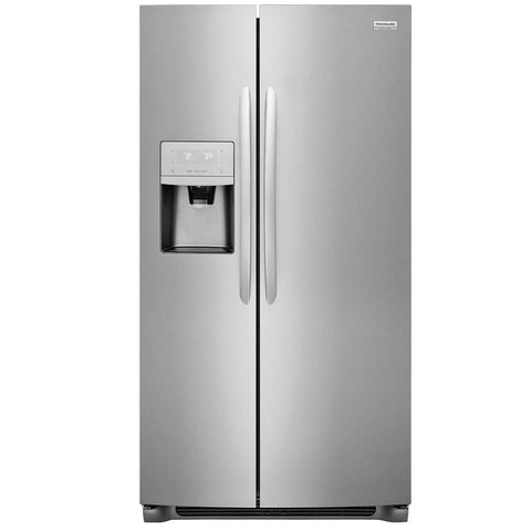 Frigidaire Gallery LGHK2336TF Side by Side Stainless Steel Refrigerator