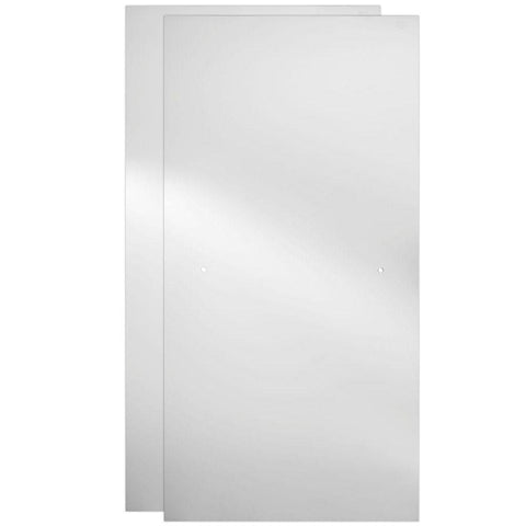 "60"" Clear Sliding Glass Shower Door - BA3"