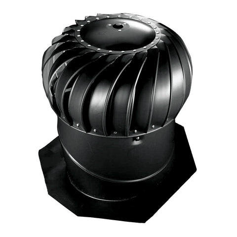Airhawk Aluminum Internally Braced Roof Turbine Vent