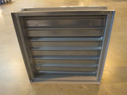 "Greenback Steel VCD-23 Commercial Damper With Actuator - VCD-23 18""x18"" - HV3"